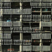Abstritecture 12 Art Print