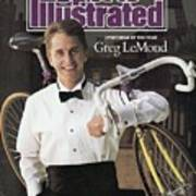 Adr Agrigel Greg Lemond, 1989 Sportsman Of The Year Sports Illustrated Cover Art Print