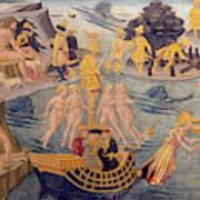Adventures Of Ulysses, Detail Art Print