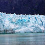 Alaskan Glacier Art Print