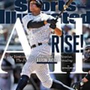 All Rise The Yankees Youth Movement Is In Session. The Sports Illustrated Cover Art Print
