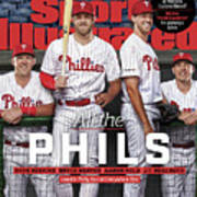 All The Phils 2019 Mlb Season Preview Sports Illustrated Cover Art Print