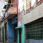 Alley In Cuba Art Print