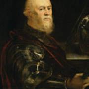 Almirante Veneciano   Art Print