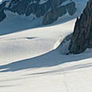 Alps Mont Blanc Vall&233e Blanche Art Print
