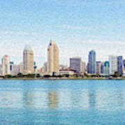 Americas Finest City Art Print
