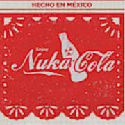 An Ice Cold Nuka Cola - Fallout Universe Art Print