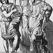 Ancient Greek Music Art Print