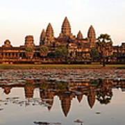 Angkor Wat - Siem Reap - Cambodia Art Print