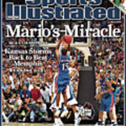 April 14, 2008 Sports Illustrate Sports Illustrated Cover Art Print