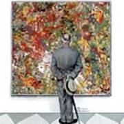 Art Connoisseur Art Print