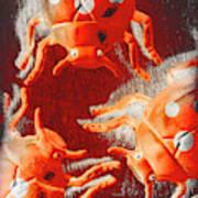 Art Deco Bug Art Print