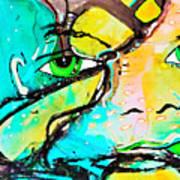 Artis Energy 2 Art Print
