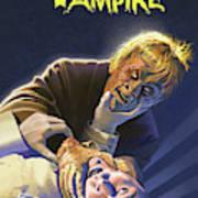 Atomic Vampire Art Print