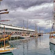 Australian Wooden Boat Festival 2019 Hobart By Tony Crehan