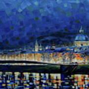 Austrian Nights Art Print
