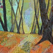 Autumn's Arrival II Art Print