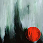 Bad Moon Arising  Art Print