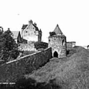 Ballygally Castle Art Print