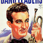 Band Leaders Harry James, 1931 Poster Art Print