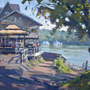 Bar At Lewiston Art Print