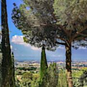Barberini View Art Print