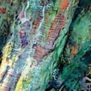 Bark L'verde  Art Print