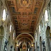 Basilica Di San Giovanni In Laterano Art Print