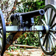 Battery D, Fifth United States Artillery Art Print