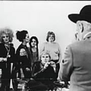 Beaton Photographs Warhol & Company Art Print