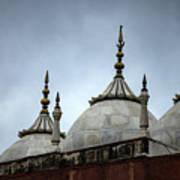 Beautiful Architecture  Mughal Empire Art Print