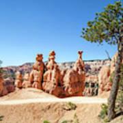 Beautiful Bryce Canyon Art Print