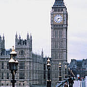 Big Ben In London Art Print