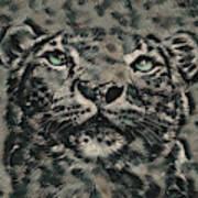 Big Cat Art Print