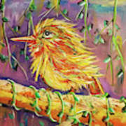 Bird In Nature Art Print