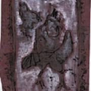Black Ivory Issue 1b15 Art Print