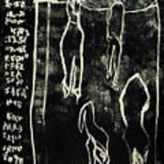 Black Ivory Issue 1b78a Art Print