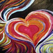 Black Love Is . . . Art Print