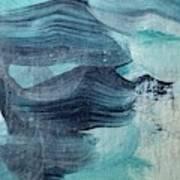 Blue #3 Art Print