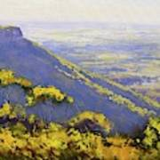 Blue Mountains Australia Art Print