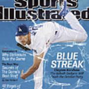 Blue Streak, 2013 Mlb Baseball Preview Issue Sports Illustrated Cover Art Print