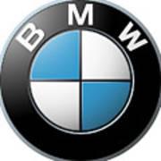 Bmw Emblem Art Print