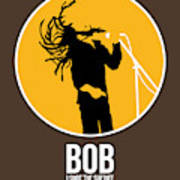 Bob Poster Art Print