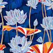 Bold Botanical Art Print