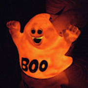 Boo Too Art Print
