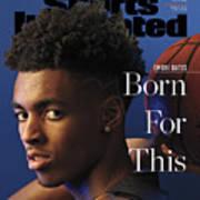 Born For This Emoni Bates Sports Illustrated Cover Art Print