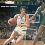 Boston Celtics John Havlicek, 1974 Nba Finals Sports Illustrated Cover Art Print