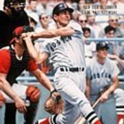 Boston Red Sox Carl Yastrzemski... Sports Illustrated Cover Art Print