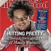 Boston Red Sox Manny Ramirez Sports Illustrated Cover Art Print