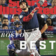 Bostons Best Boston Red Sox, 2018 World Series Champions Sports Illustrated Cover Art Print